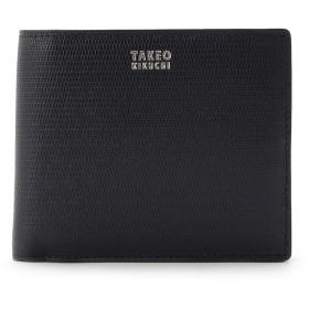 TAKEO KIKUCHI(タケオキクチ:メンズ)/ミニメッシュ2つ折り財布 [ メンズ 財布 サイフ 定番 二つ折り ギフト プレゼント ]