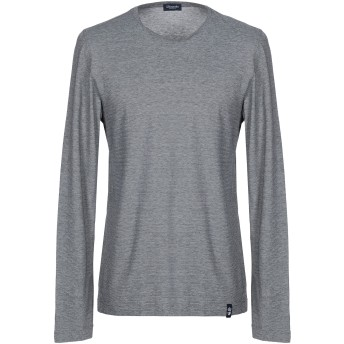《セール開催中》DRUMOHR メンズ T シャツ ダークブルー S コットン 100%