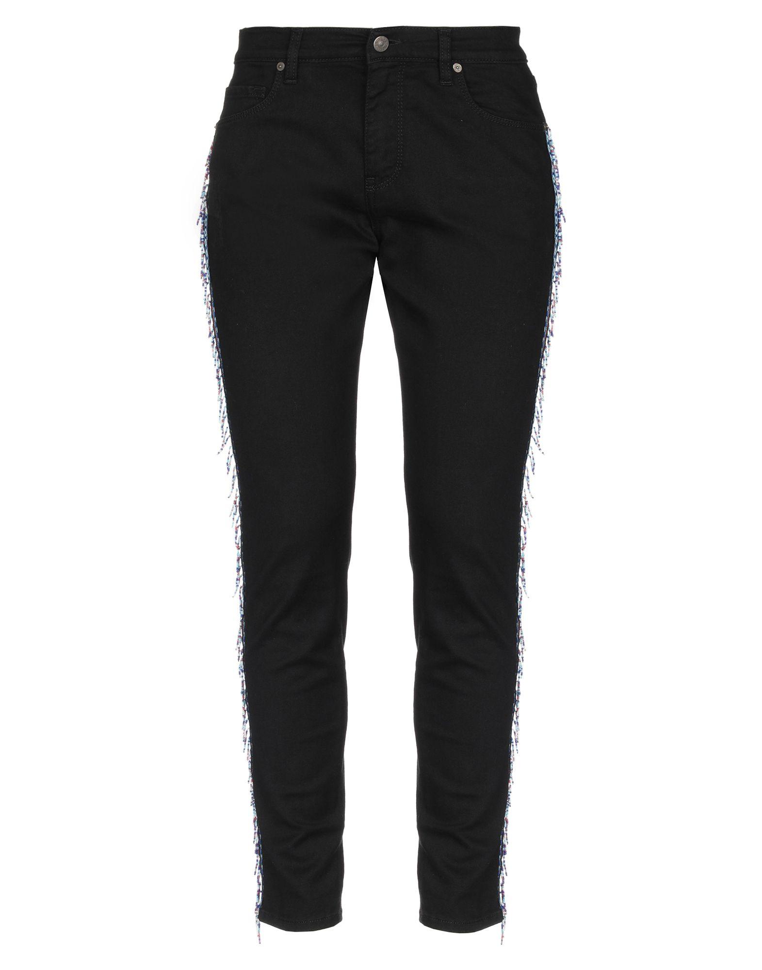 GAëLLE Paris Denim pants - Item 42782066