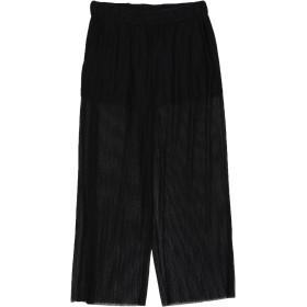 《セール開催中》NEW YORK INDUSTRIE レディース パンツ ブラック 38 ポリエステル 100%