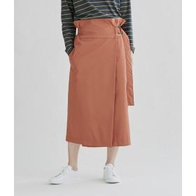 SIPULI(シプリ)/パフォーマンスナイロン ラップスカート