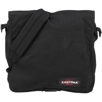 《セール開催中》EASTPAK メンズ メッセンジャーバッグ ブラック 紡績繊維