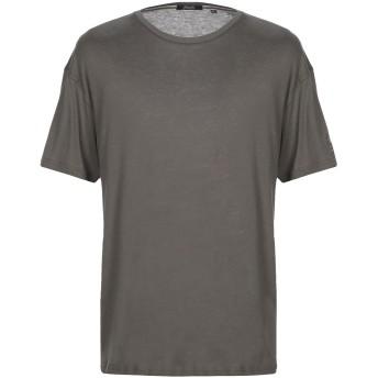 《セール開催中》HOMEWARD CLOTHES メンズ T シャツ ミリタリーグリーン XXL コットン 100%