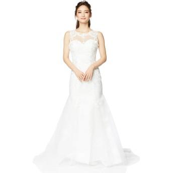 EightSTAR Dress(エイトスタードレス) ウエディングドレス 花嫁 主役 マーメイドライン 結婚式 披露宴 b1907dr2205 (S)