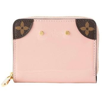 ルイヴィトン(Louis Vuitton) コインケース VERNIS MIROIR ポルトモネ・ジッピー M63841 ピンク