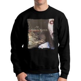 DRAKEA メンズ スポーツ スウェット長袖 衛の衣レジャーと快適さ 純綿の基本スタイル春秋冬男の服
