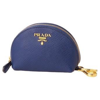 プラダ(PRADA) コインケース SAFFIANO CUIR  1MM218 2A4A F0021 ブルー 青