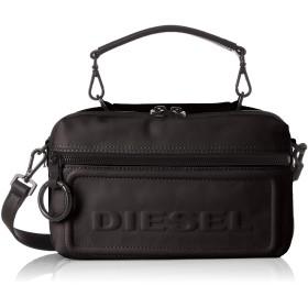 (ディーゼル) DIESEL レディース ダブルコンパートメント ワンハンドルバッグ X06584PR030 UNI ブラック T8013