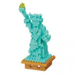 【 Nano Block 迷你積木 】NBC_293 自由女神像