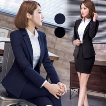 制服セットアップ 入園式 通勤 スーツ スーツパンツ セット 252206レディース スーツジャケット スカート 卒業式 セレモニー