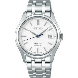SEIKO精工 Presage 經典機械錶-38.3mm 4R35-03L0S(SRPD97J1)