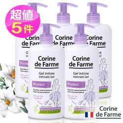 法國黎之芙-私密處呵護潔淨凝膠250ml(紫)五入