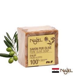 正宗NAJEL原味100%橄欖油阿勒坡皂200g