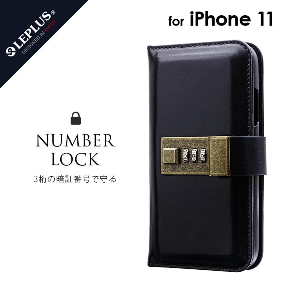 Leplus iPhone 11 / 11Pro NUMBER LOCK 密碼鎖皮套
