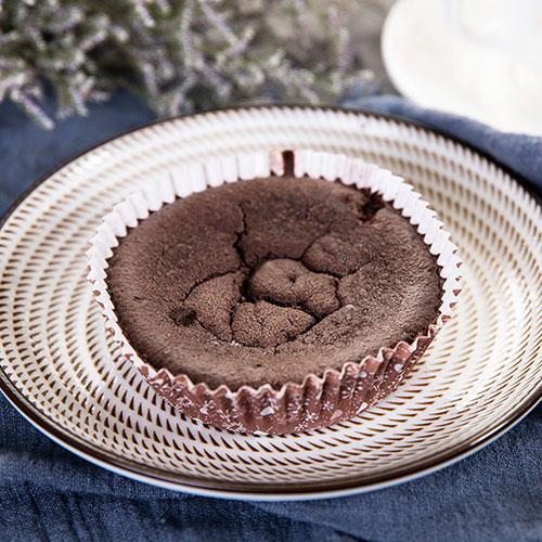 樂活e棧 微澱粉甜點系列 巧克力布朗尼杯子蛋糕 120g