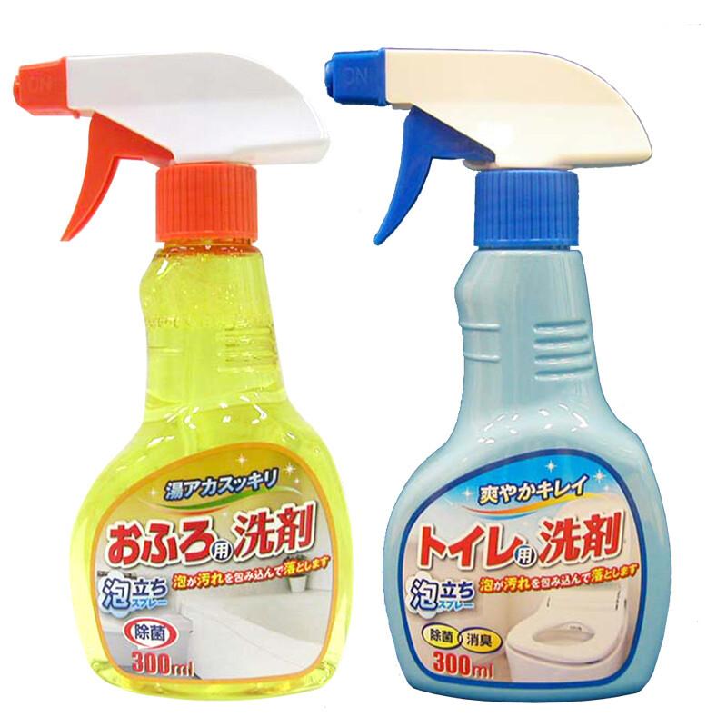 日本kyowa泡沫噴霧清潔劑300ml (規格任選) (衛浴用/馬桶用)