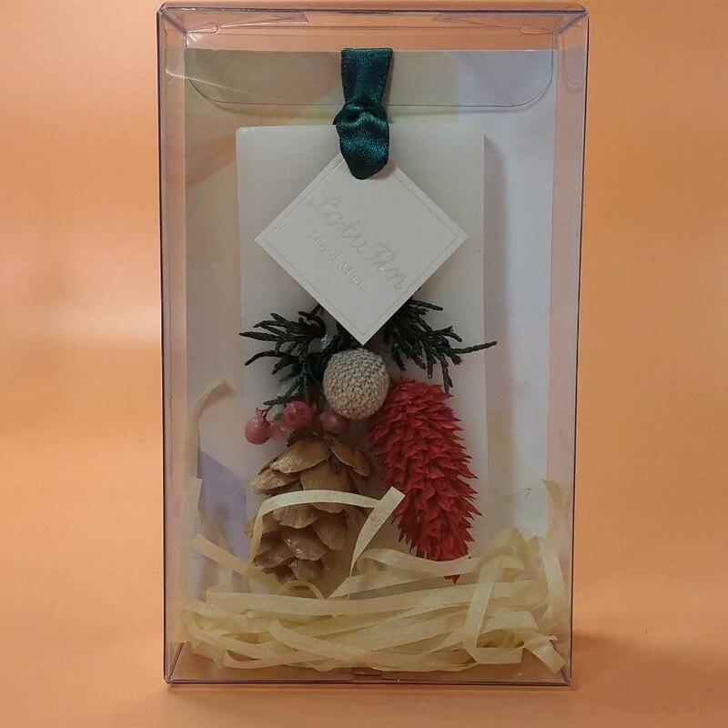 天天香 空間香 環繞香 白色聖誕節特製款 完美交換禮物精選 療癒香氛 香氛磚 香氛蠟片