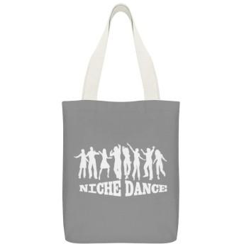 ダンス(12)キャンバストートバッグ大容量ショルダーバッグジョーカーキャンバスバッグ内ジッパースモールポケット通勤通学旅行オフィス