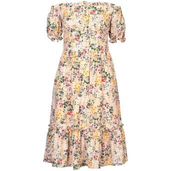 《セール開催中》YUMI' レディース ミニワンピース&ドレス ライトピンク 10 ポリエステル 100%