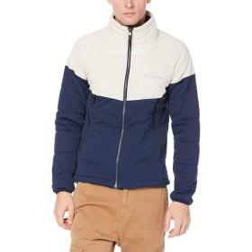 [コロンビア] クレストトゥクリーク ジャケット PM3791 ダウン 中綿入り メンズ S ホワイト