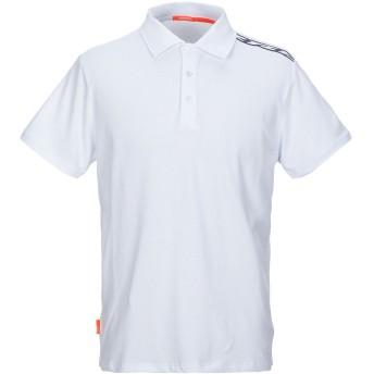 《セール開催中》RRD メンズ ポロシャツ ホワイト M コットン 95% / ポリウレタン 5%