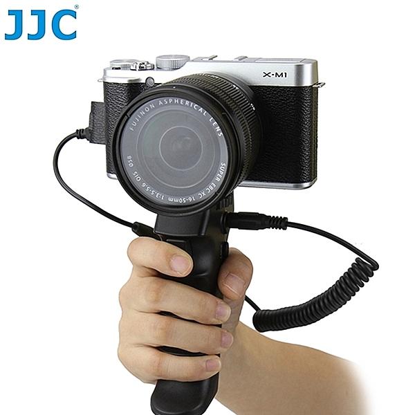 又敗家JJC相機快門手把手柄HR適2000D M6 M5 G1X G3X II III相容Canon快門線RS-60E3