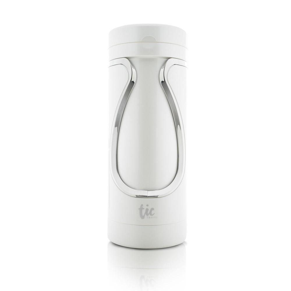 Tic design Travel bottle 旅行分裝收納瓶 保養組-珍珠白