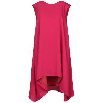 《セール開催中》ANNIE P. レディース ミニワンピース&ドレス ガーネット 38 ポリエステル 100%
