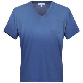 《セール開催中》ALTERNATIVE メンズ T シャツ ブルー M コットン 100%