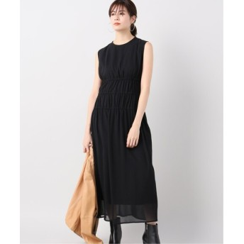 BOICE FROM BAYCREW'S 【YOHEI OHNO】Mesh Dress ブラック 36
