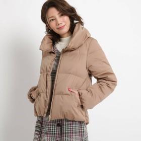 AG by aquagirl(エージーバイアクアガール)/【Lサイズあり】ストレッチファイバー中綿コート