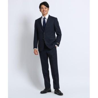 【30%OFF】 タケオキクチ シャドーストライプ スーツ Material using CORDURA メンズ ダークネイビー(394) 01(S) 【TAKEO KIKUCHI】 【タイムセール開催中】
