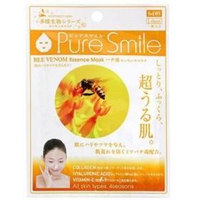 【サンスマイル】エッセンスマスク ハチ毒 1枚 ※お取り寄せ商品