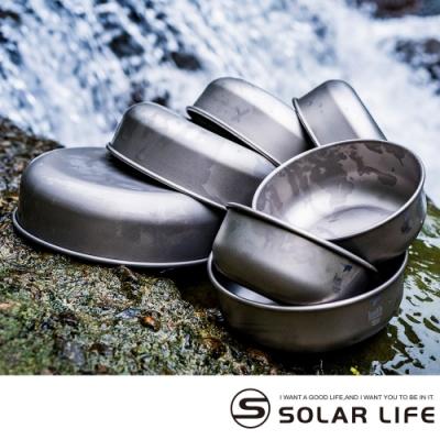 鎧斯Keith Ti5375純鈦輕量環保餐碗7件套組