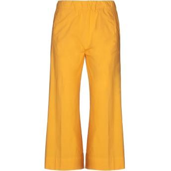 《セール開催中》TRUE NYC レディース パンツ あんず色 27 コットン 95% / ポリウレタン 5%