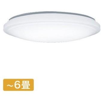 TOSHIBA LEDシーリングライト 6畳用 調光・調色タイプ LEDH80380-LC