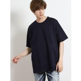 【semantic design:トップス】JAPANウルティマ天竺クルーネック半袖Tシャツ