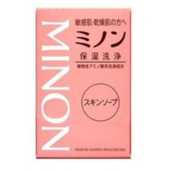 【第一三共ヘルスケア】ミノン スキンソープ 80g ※お取り寄せ商品