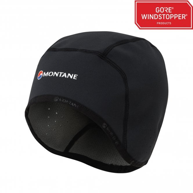 Montane Windjammer Alpine Windstopper 內刷毛防風登山滑雪內帽 黑 HWABEBLA
