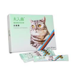 木入森 貓咪活菌寶 益生菌 30包/盒 2盒入