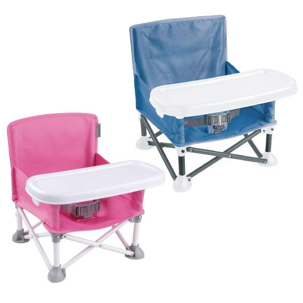 美國 summer 可攜式幼兒摺疊餐椅 (兩款可選)【麗兒采家】