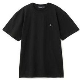 【SILAS:トップス】SS TEE EMBROIDERY S