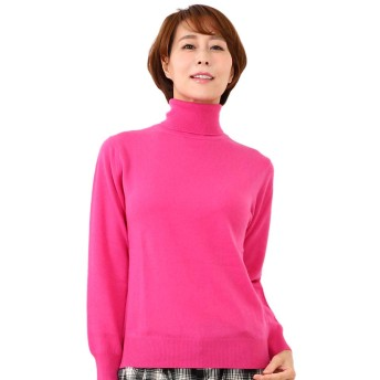 GOBI(ゴビ) カシミヤ100% タートルネック セーター ニット カシミヤセーター カシミヤ カシミア タートル レディース 100%