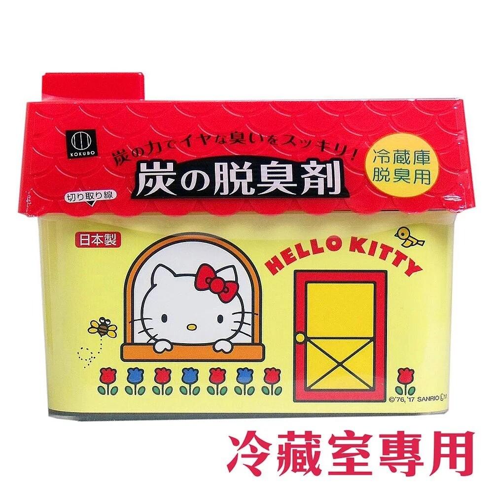 日本小久保冰箱除臭劑