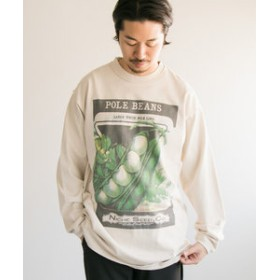 【URBAN RESEARCH:トップス】RE. MATE RE.M△TE×Niche LONG-SLEEVE