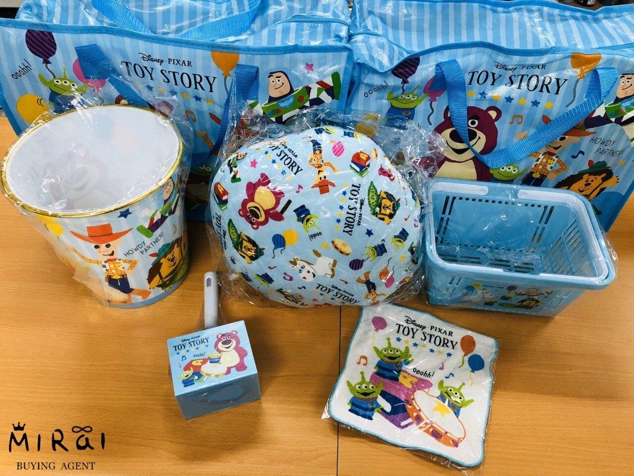《現貨》2020年日本福袋!!  迪士尼人物福袋6件組