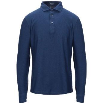 《セール開催中》DRUMOHR メンズ ポロシャツ ブルー XS コットン 100%