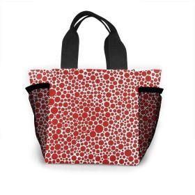 草間弥生 トートバッグ 買い物バッグ レディース おしゃれ バッグ ハンドバッグ エコバッグ 人気 ランチバッグ