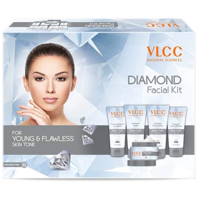 VLCC Professional Saloon Series Diamond Polishing Facial Kit