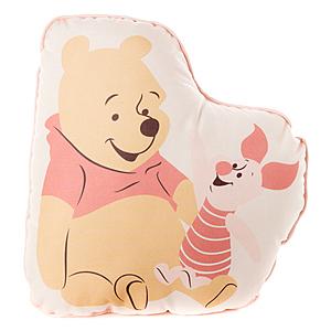 HOLA 迪士尼系列 維尼造型抱枕 小豬 Winnie the Pooh Disney